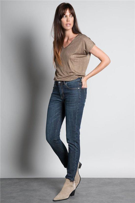 T-Shirt T-SHIRT BELI Femme W20108W (55740) - DEELUXE