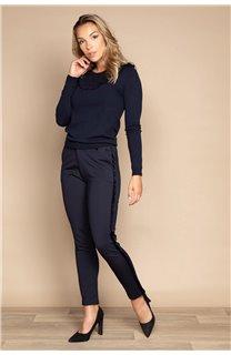 Pantalon PANTALON HONORA Femme W20736W (55831) - DEELUXE