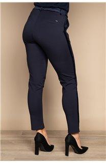 Pantalon PANTALON HONORA Femme W20736W (55833) - DEELUXE