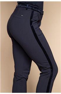 Pantalon PANTALON HONORA Femme W20736W (55834) - DEELUXE