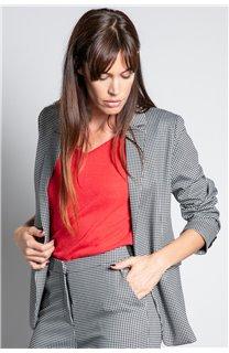 Veste BLAZER DAILY Femme W20610W (55849) - DEELUXE
