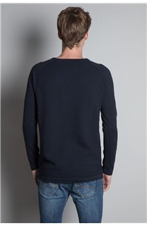 Pull PULL MITCHELL Homme W20316M (56046) - DEELUXE