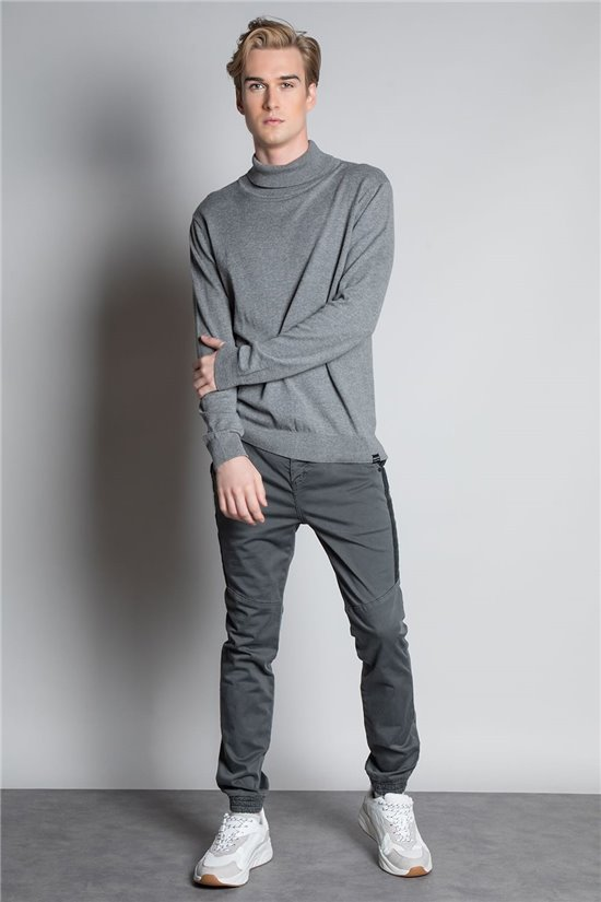 Pull PULL ROLLUP Homme W20319M (56094) - DEELUXE