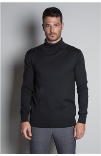 Pull PULL ROLLUP Homme W20319M (56086) - DEELUXE