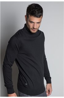 Pull PULL ROLLUP Homme W20319M (56088) - DEELUXE