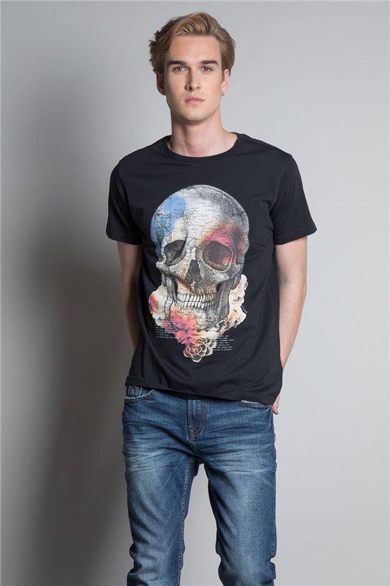 T-Shirt T-SHIRT JACKY Homme W20152M (56227) - DEELUXE