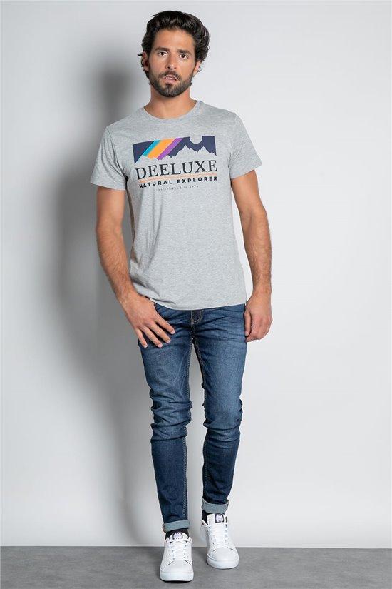 T-Shirt QUICKDRAW Homme W20105M (56332) - DEELUXE