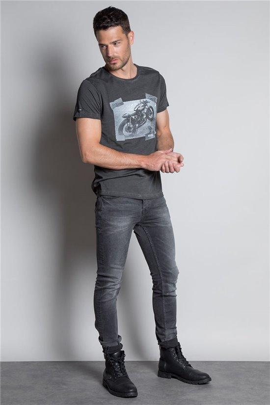T-Shirt GOLDFINGER Homme W20178M (56347) - DEELUXE