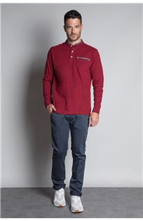 Polo POLO FJORD Homme W20203M (56357) - DEELUXE