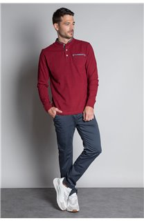 Polo POLO FJORD Homme W20203M (56358) - DEELUXE