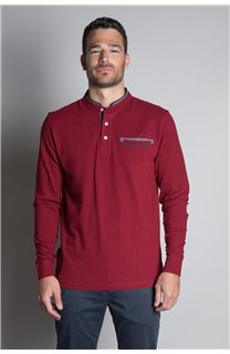 Polo POLO FJORD Homme W20203M (56359) - DEELUXE