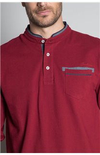 Polo POLO FJORD Homme W20203M (56361) - DEELUXE