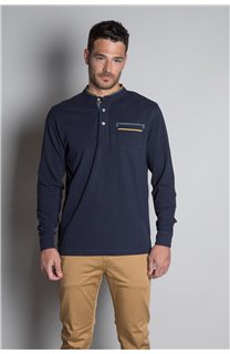 Polo POLO FJORD Homme W20203M (56362) - DEELUXE
