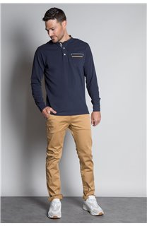 Polo POLO FJORD Homme W20203M (56363) - DEELUXE