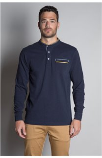Polo POLO FJORD Homme W20203M (56364) - DEELUXE