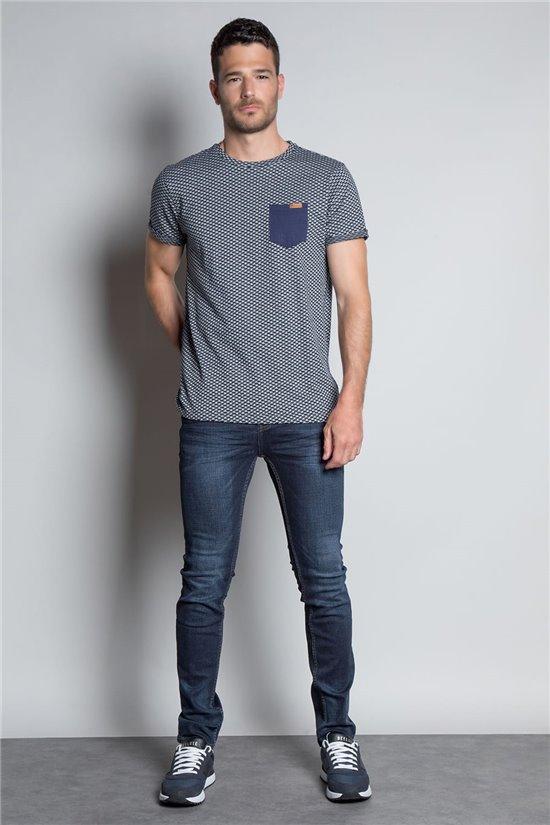 T-Shirt EARLY Homme W20155M (56382) - DEELUXE