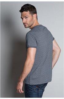 T-Shirt T-SHIRT EARLY Homme W20155M (56385) - DEELUXE
