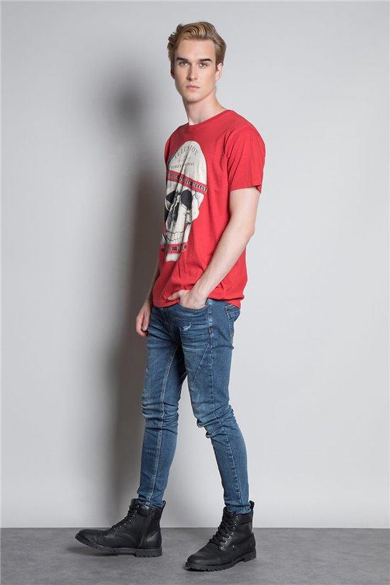 T-Shirt T-SHIRT RUDY Homme W20143M (56397) - DEELUXE