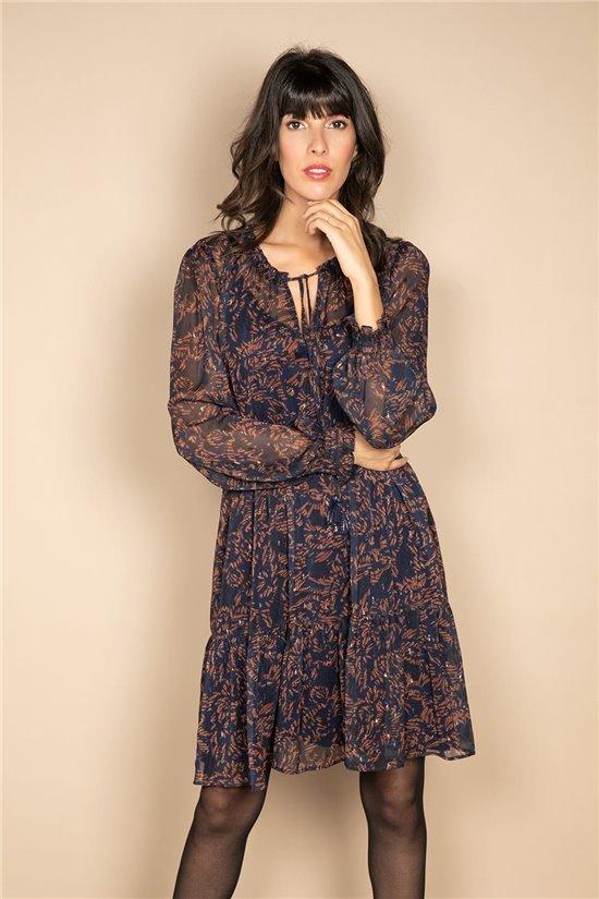 Robe MARICA Femme W20214W (56407) - DEELUXE