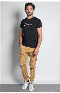 T-Shirt T-SHIRT NEAR Homme W20123M (56472) - DEELUXE