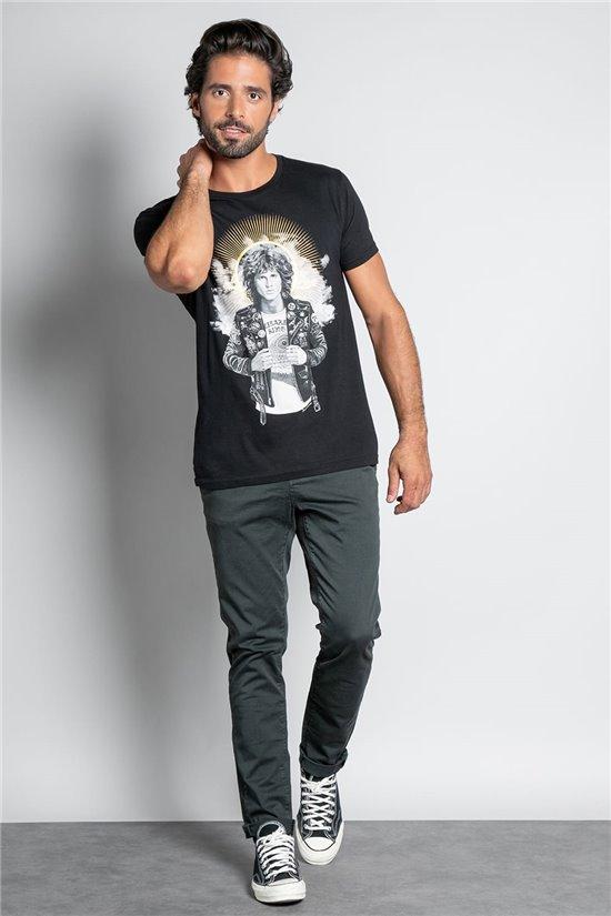 T-Shirt T-SHIRT SAINT Homme W20164M (56492) - DEELUXE