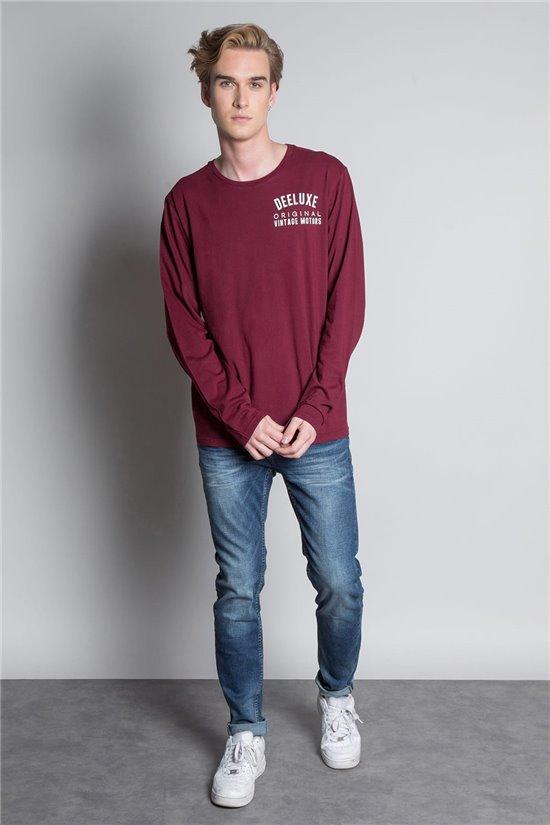 T-Shirt T-SHIRT VENICE Homme W20177M (56517) - DEELUXE