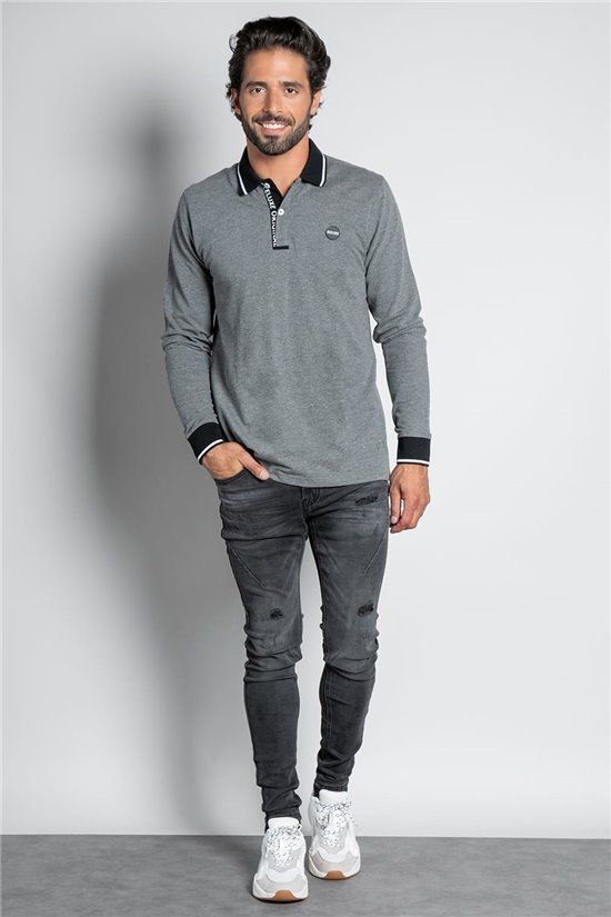 Polo POLO TOSHI Homme W20215M (56542) - DEELUXE