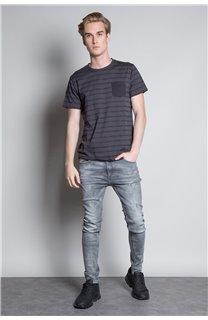 T-Shirt T-SHIRT CLOSED Homme W20111M (56582) - DEELUXE