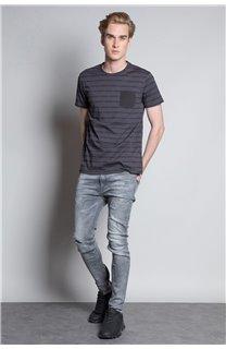 T-Shirt T-SHIRT CLOSED Homme W20111M (56583) - DEELUXE