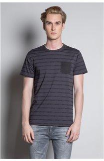 T-Shirt T-SHIRT CLOSED Homme W20111M (56584) - DEELUXE