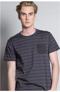 T-Shirt T-SHIRT CLOSED Homme W20111M (56586) - DEELUXE