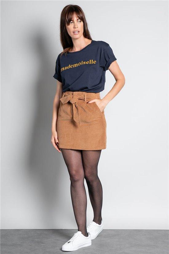 T-Shirt T-SHIRT MISS Femme W20120W (56657) - DEELUXE