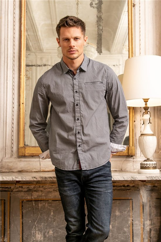 Chemise CHEMISE MIGHTY Homme W20416M (56669) - DEELUXE