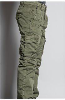 Pantalon PANTALON GARDEN Garçon W207017B (56700) - DEELUXE