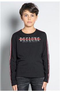 T-Shirt T-SHIRT RALFY Garçon W20148B (56802) - DEELUXE