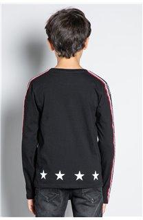 T-Shirt T-SHIRT RALFY Garçon W20148B (56803) - DEELUXE