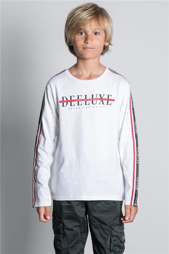 T-Shirt T-SHIRT RALFY Garçon W20148B (56805) - DEELUXE