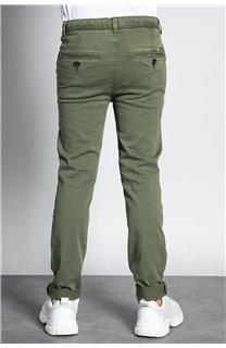 Pantalon PANTALON COTTAGE Garçon W207001B (56848) - DEELUXE