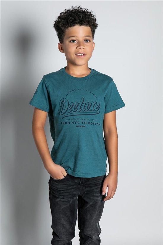 T-Shirt T-SHIRT SAKE Garçon W20130B (56955) - DEELUXE