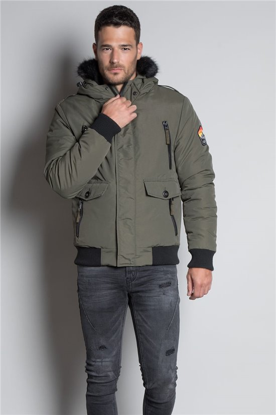 Parka PARKA EXPEDITION Homme W20607M (56984) - DEELUXE
