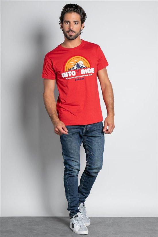 T-Shirt T-SHIRT FOREIGN Homme W20103M (57074) - DEELUXE