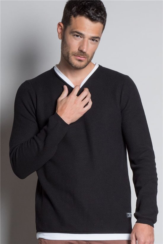 Pull ERWINO Homme W20304M (57123) - DEELUXE