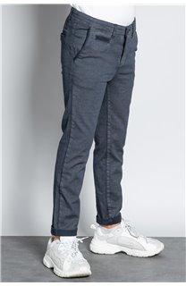 Pantalon PANTALON ALMA Garçon W207013B (57354) - DEELUXE