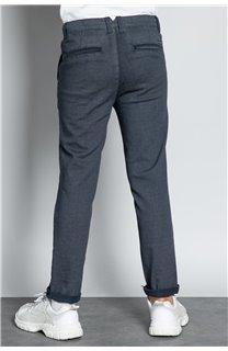 Pantalon PANTALON ALMA Garçon W207013B (57355) - DEELUXE