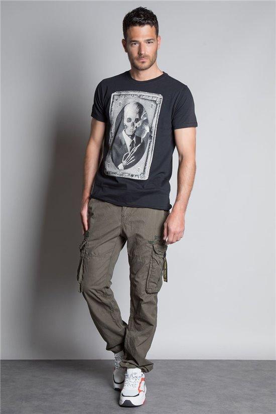 Pantalon CARGO TROPERY Homme W207012M (57605) - DEELUXE