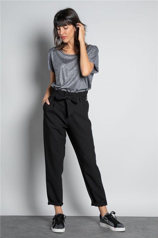 Pantalon PANTALON ROSELINE Femme W20720W (57620) - DEELUXE