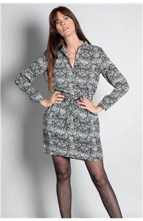 Robe ROBE BARBARA Femme W20218W (57670) - DEELUXE