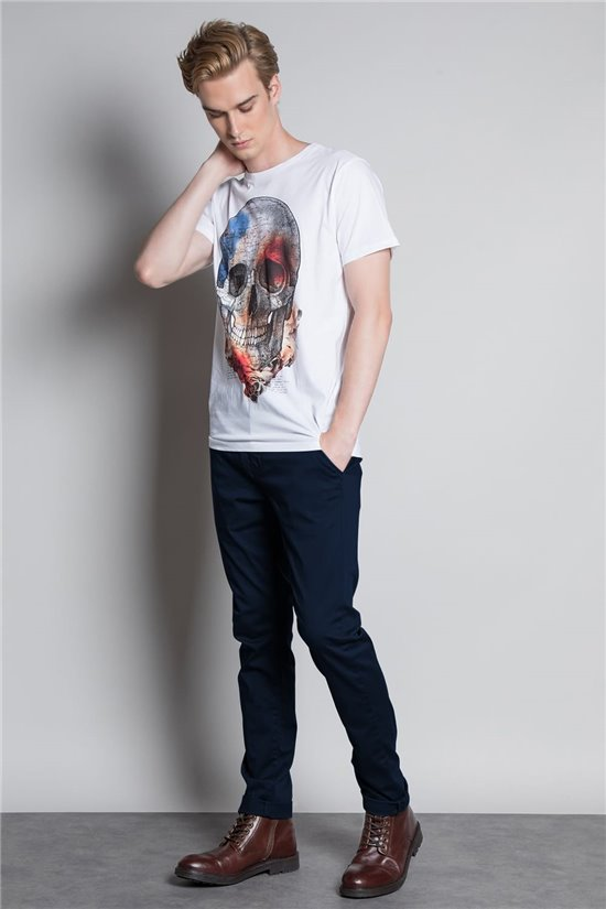 Pantalon PANTALON CORANTIN Homme W207029M (57698) - DEELUXE
