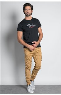 Pantalon PANTALON GARDEN Homme W207017M (57750) - DEELUXE