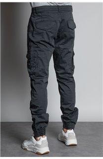 Pantalon PANTALON GARDEN Homme W207017M (57757) - DEELUXE
